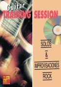 Guitar Training Session - Solos & improvisaciones rock