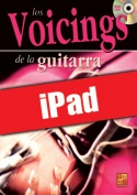 Los voicings de la guitarra (iPad)