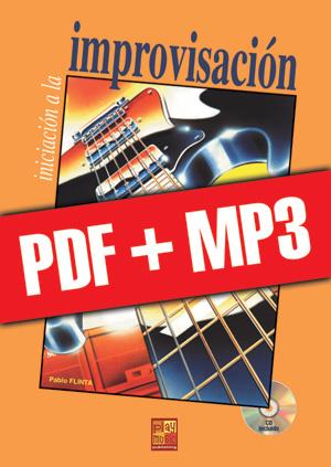 Iniciación a la improvisación (pdf + mp3)