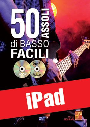 50 assoli di basso facili (iPad)