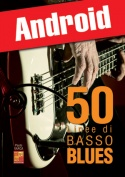 50 linee di basso blues (Android)
