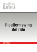 Il pattern swing del ride