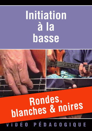 Rondes, blanches & noires