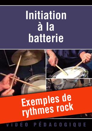 Exemples de rythmes rock