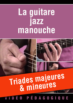 Triades majeures & mineures