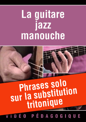 Phrases solo sur la substitution tritonique