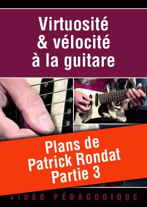 Plans de Patrick Rondat - Partie 3