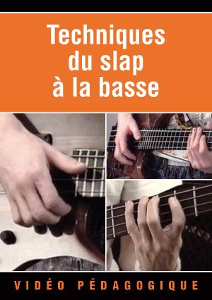 Techniques du slap à la basse
