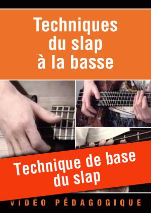 Technique de base du slap