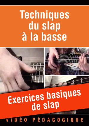 Exercices basiques de slap