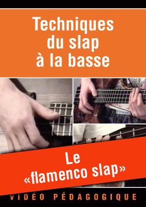 Le «flamenco slap»