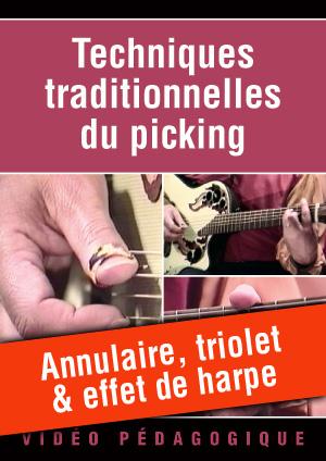 Annulaire, triolet & effet de harpe