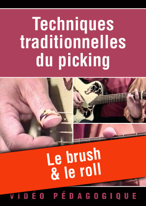 Le brush & le roll