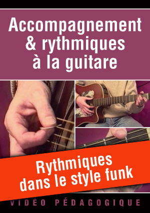 Rythmiques dans le style funk