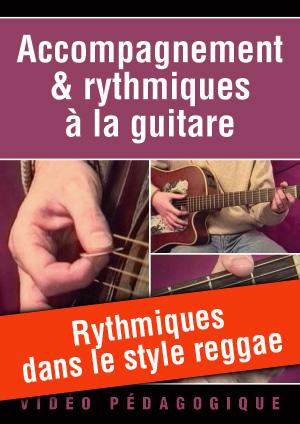 Rythmiques dans le style reggae