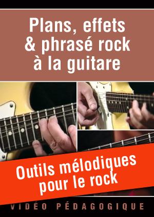 Outils mélodiques pour le rock