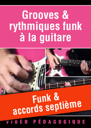 Funk & accords septième