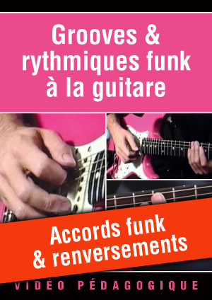 Accords funk & renversements