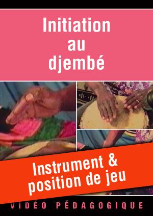 Instrument & position de jeu