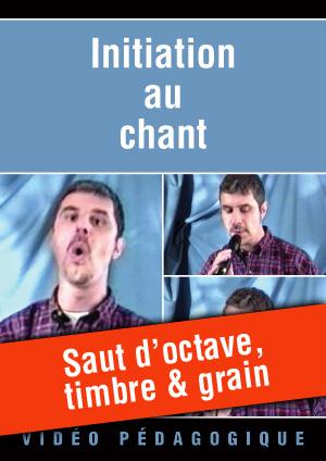 Saut d'octave, timbre & grain