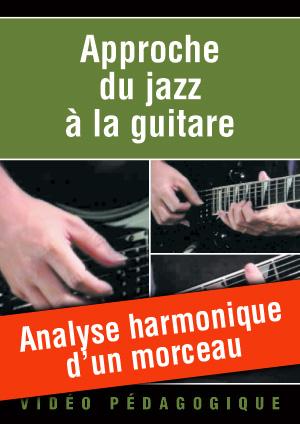 Analyse harmonique d'un morceau