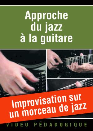 Improvisation sur un morceau de jazz