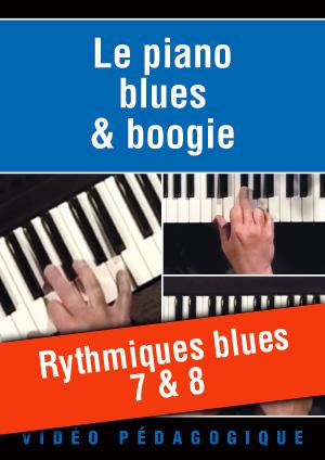 Rythmiques blues n°7 & 8