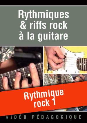 Rythmique rock n°1