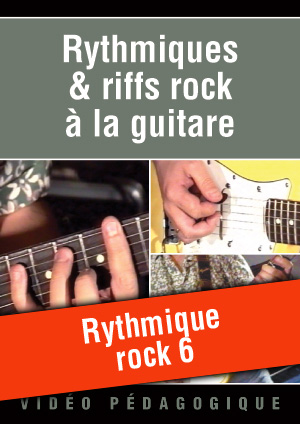 Rythmique rock n°6