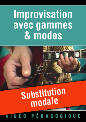 Substitution modale