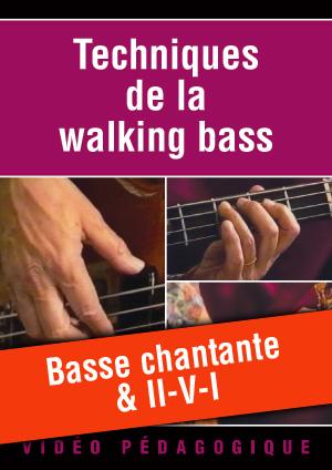 Basse chantante & II-V-I