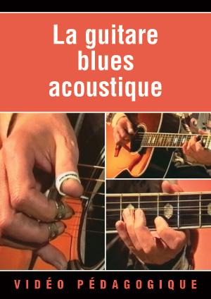 La guitare blues acoustique