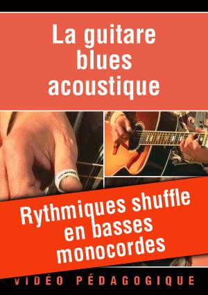 Rythmiques shuffle en basses monocordes