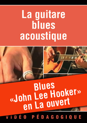 Blues «John Lee Hooker» en La ouvert