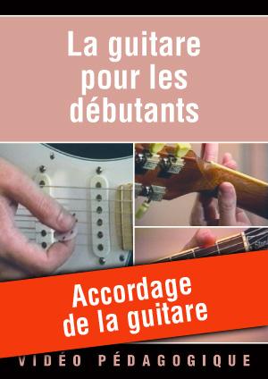 Accordage de la guitare