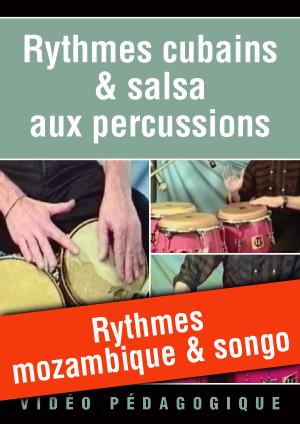 Rythmes mozambique & songo