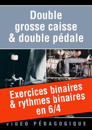 Exercices binaires & rythmes binaires en 6/4
