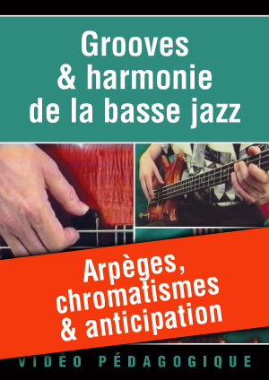 Arpèges, chromatismes & anticipation