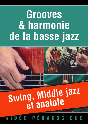 Swing, Middle jazz & anatole