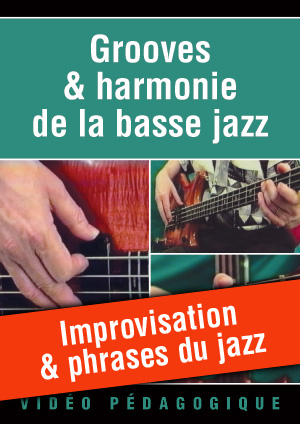 Improvisation & phrases du jazz