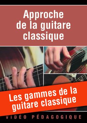 Les gammes de la guitare classique