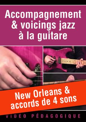 New Orleans & accords de 4 sons
