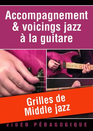 Grilles de Middle jazz
