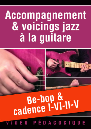 Be-bop & cadence I-VI-II-V