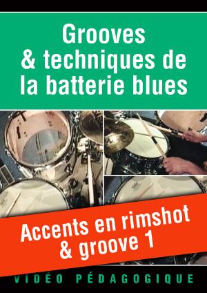 Accents en rimshot & groove 1