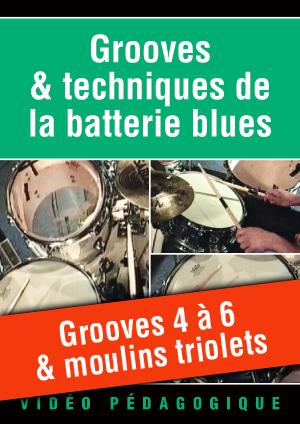 Grooves 4 à 6 & moulins triolets
