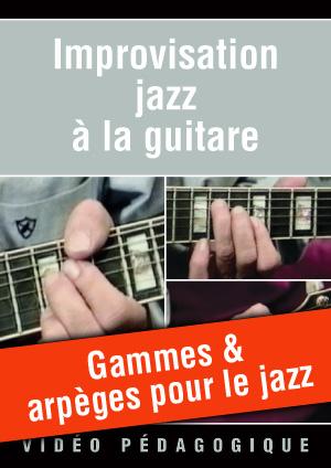 Gammes & arpèges pour le jazz