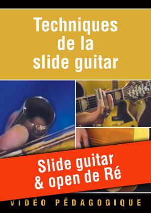 Slide guitar & open de Ré