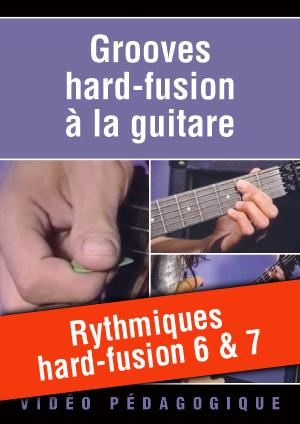 Rythmiques hard-fusion 6 & 7