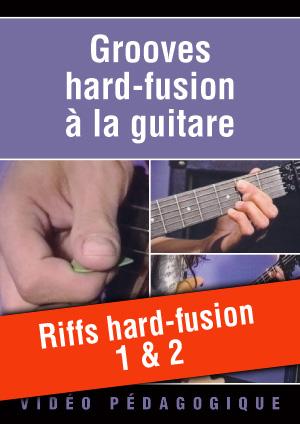 Riffs hard-fusion 1 & 2